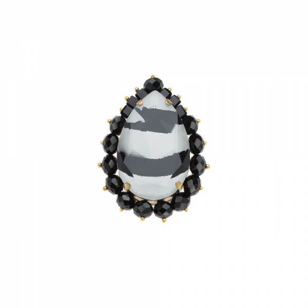 Brosa cu cristale Swarovski - JoomayCHARA WB3