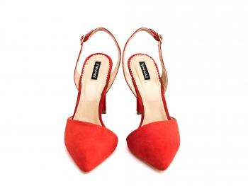 Pantofi Sandale Red Passion - Hannami
