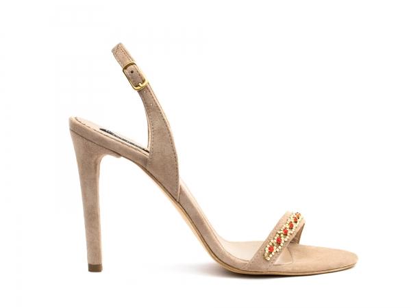 Sandale de mireasa Crystal - Hannami