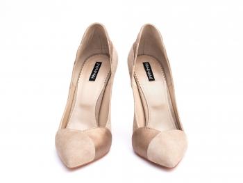 Pantofi Beige Elegance - Hannami