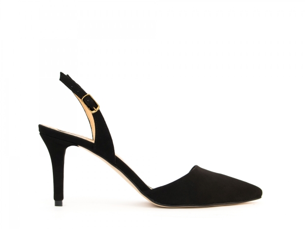 Sandale negre Black Elegance - Hannami