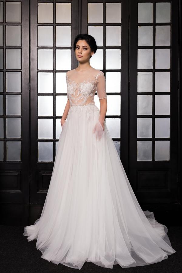 Rochia de mireasa Melina - Zenya Atelier - Melina Wedding Gown