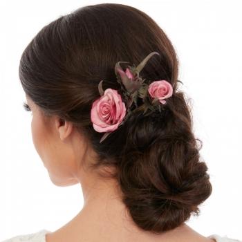 Accesoriu de par Delicate Roses - Camelia Vlad - Bridal hair accessory