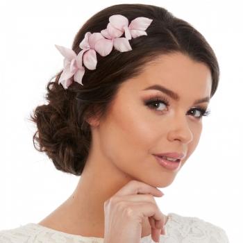 Accesoriu de par Divine Pink- Camelia Vlad - Bridal hair accessory