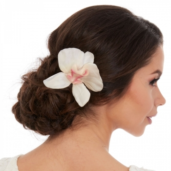Accesoriu de par Elegant Orchid - Camelia Vlad - Bridal hair accessories